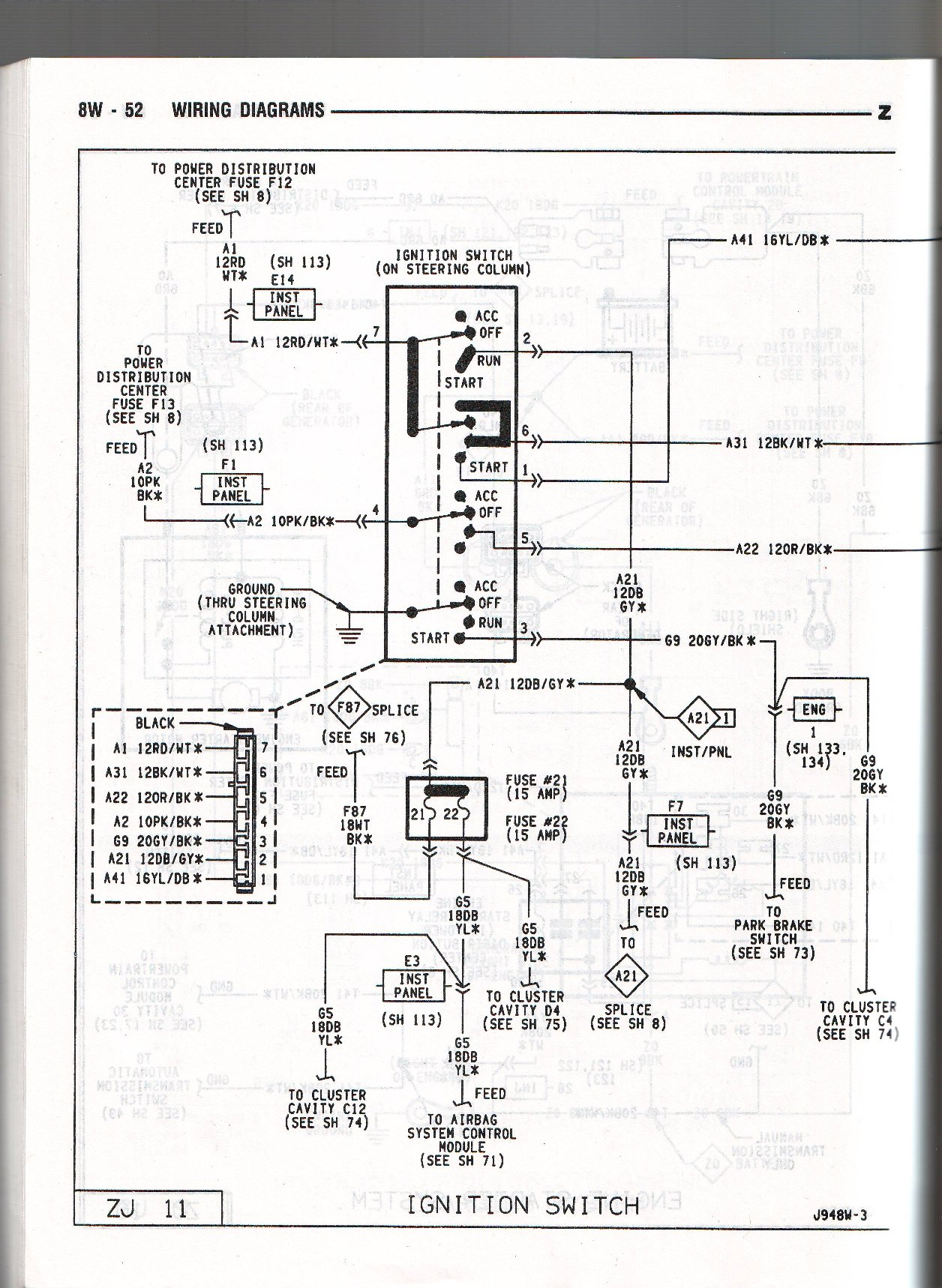 94 Gc Wiring Diagram